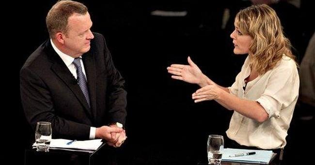 Denmark poised to shift left in national election