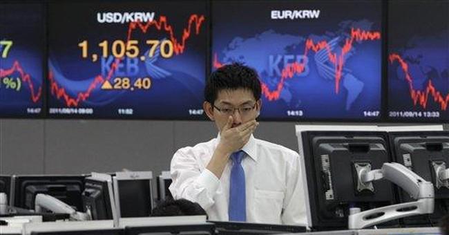 Hopes for Greek debt progress lift world stocks