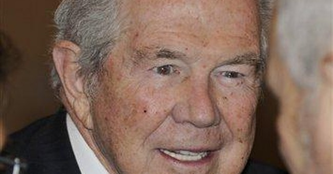 Pat Robertson says Alzheimer's makes divorce OK