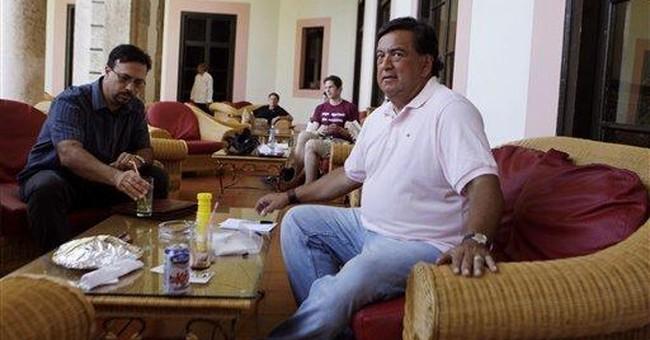 Cuba hits back at Richardson over failed visit
