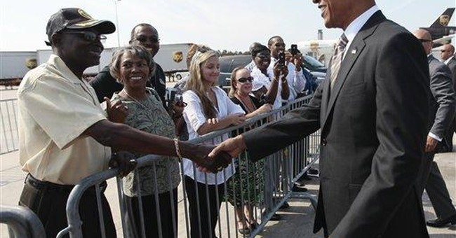 Obama touts jobs bill benefits for small business