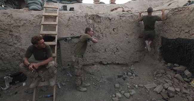 Explaining Afghanistan: US Marines find it hard