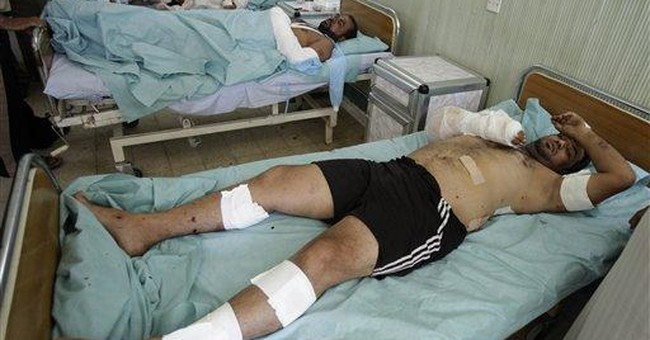 Strikes against Iraq security forces kill 19