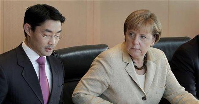 German coalition govt squabbles over euro crisis
