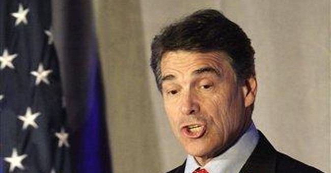 Amid rivals' criticism, Perry to speak to students