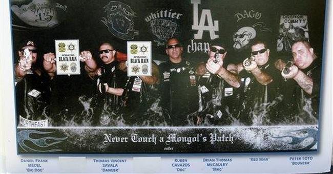 AP Exclusive: Ex-biker gang boss gets 14 years