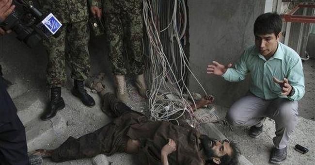 US: Embassy attack a propaganda win for militants