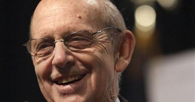 Supreme Court Judge Breyer joins architecture jury