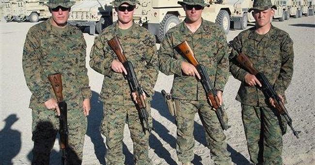Memorials set as Marine gets Medal of Honor