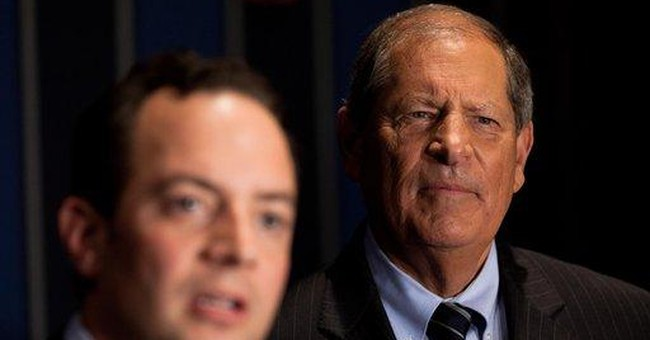 GOP chairman 'very satisfied' with candidate field