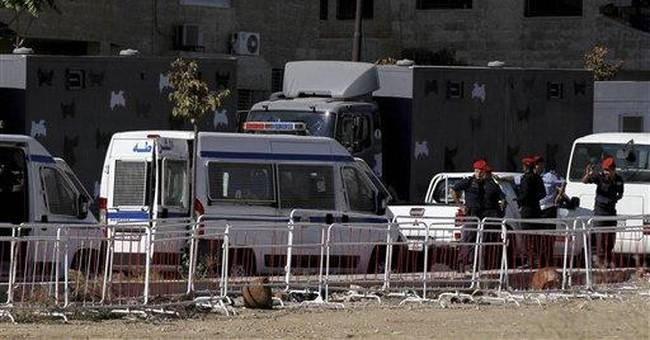 Israel returns envoy to Jordan after minor protest