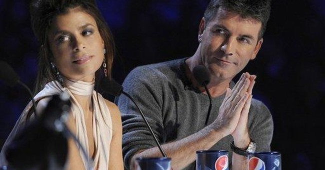 'X Factor' goes X-rated as singer's pants drop