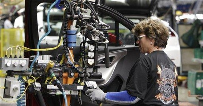 Factory output mostly weak in August outside autos