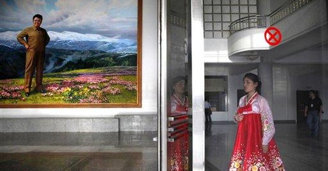 A look at life in North Korea's remote northeast