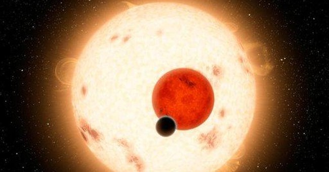 Not just science fiction: Planet orbits 2 suns