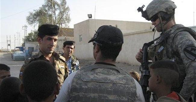 As Iraq pullback nears, US still at war in south
