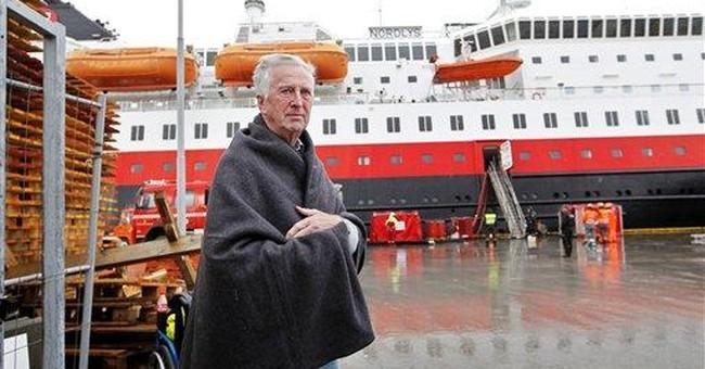 Intense fire on Norwegian cruise ship kills 2 crew