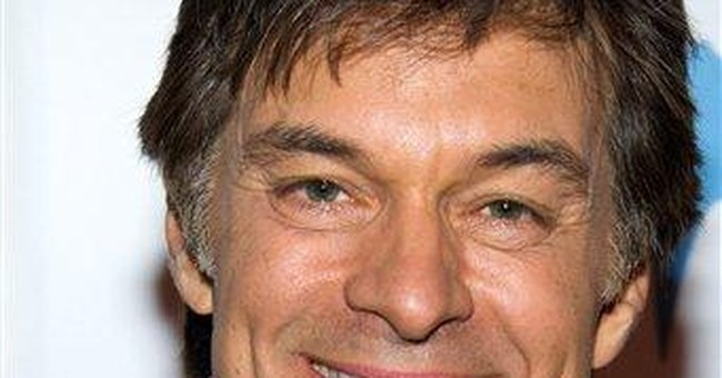 Dr. Oz accused of fear-mongering on apple juice