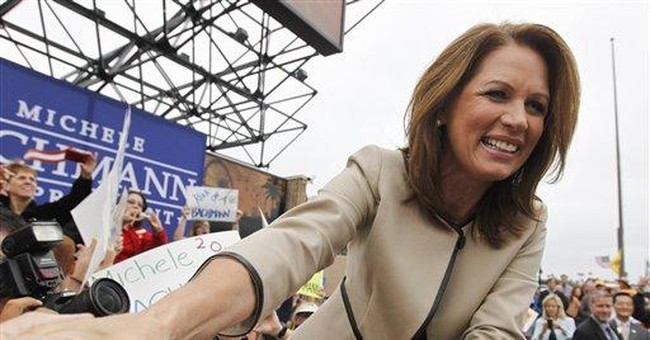Bachmann: Solyndra shows Obama's abuse of power