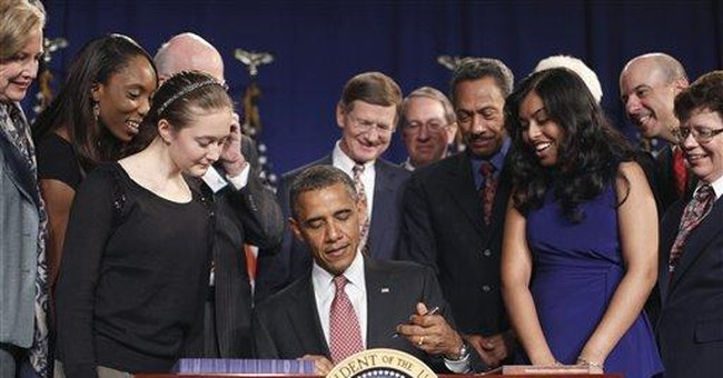 Obama signs 1st major patent law change since 1952