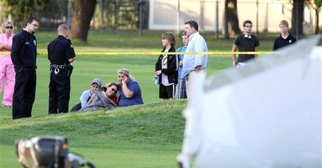 Witnesses: Plane spiraled into Indiana golf course