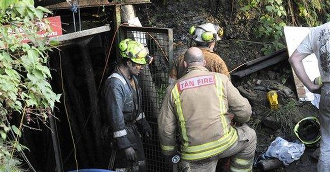 British rescue workers find 4th miner dead
