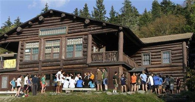 College outdoor orientation programs on the rise