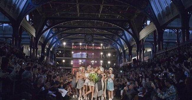 Westwood takes helm at Britain Fashion Week
