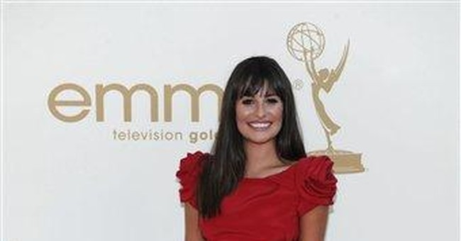 Emmy Awards' red carpet sees some bold moves