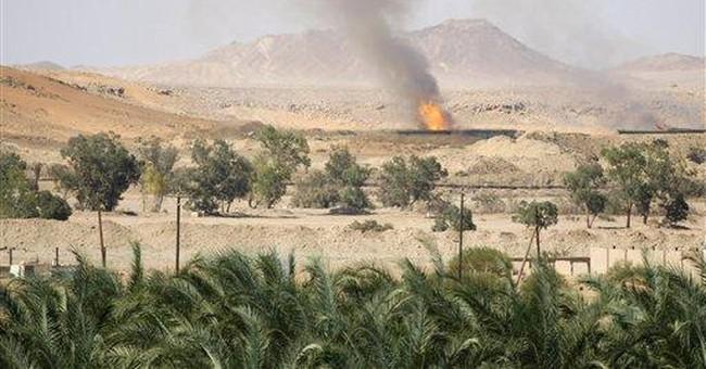 Libya revolution filters slowly to desert towns