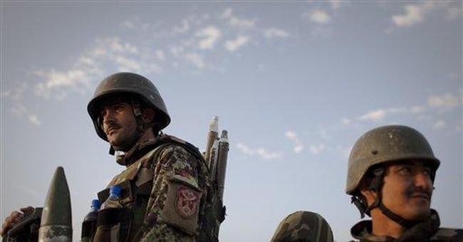 3 NATO service members killed in Afghanistan