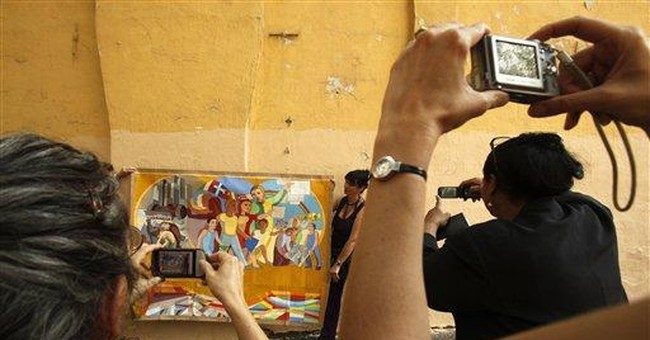 Endangered 1972 NYC public mural could be restored