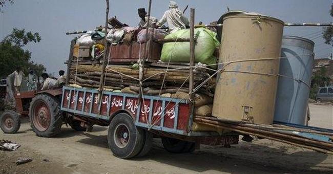 UN needs $357 million to cope with Pakistan floods