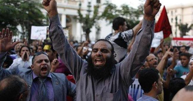 Egypt bars Islamist hard-line political party