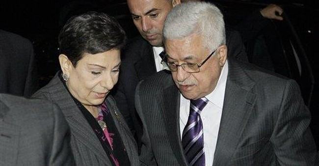 Palestinian leader says nothing can stop UN bid