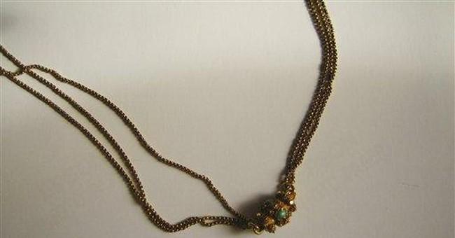 Titanic necklace stolen from Danish amusement park