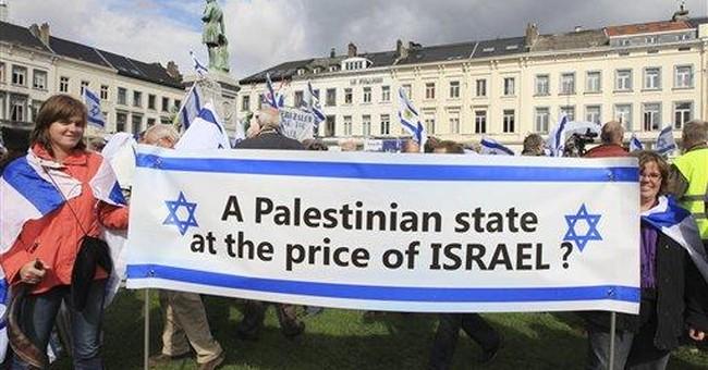 Palestinian push for statehood jeopardizes US aid