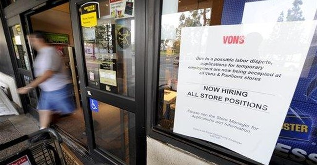 S. California grocery union makes tentative deal