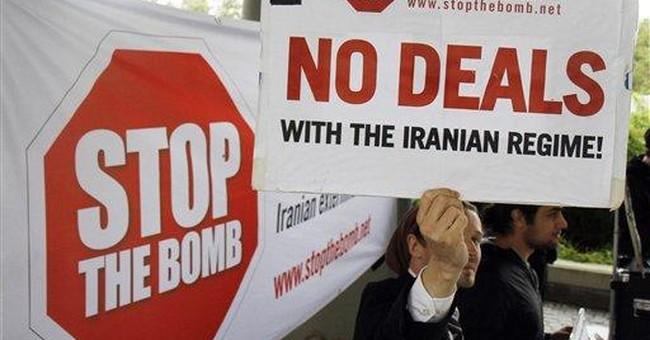 US envoy blasts Iran's nuclear 'deceit'