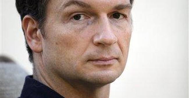 AP Newsbreak: TV producer fights extradition order