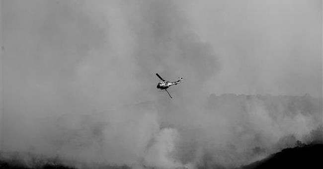 Training flights suspended after Calif. air crash