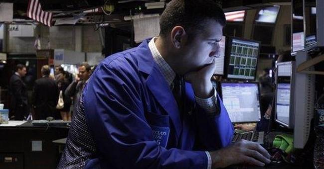 Stocks slide as worries about Greek debt persist