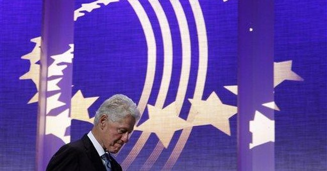 Ex-President Clinton: Green movement needs money