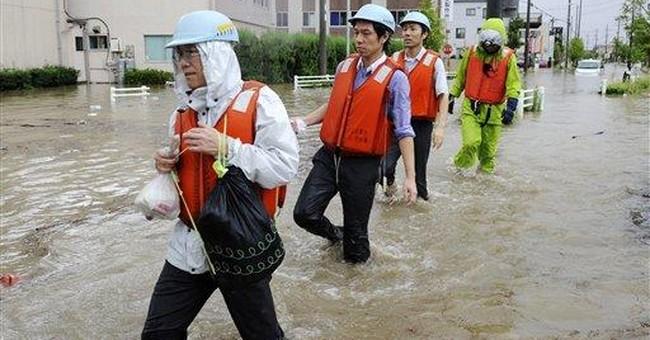 1 million urged to evacuate as typhoon nears Japan