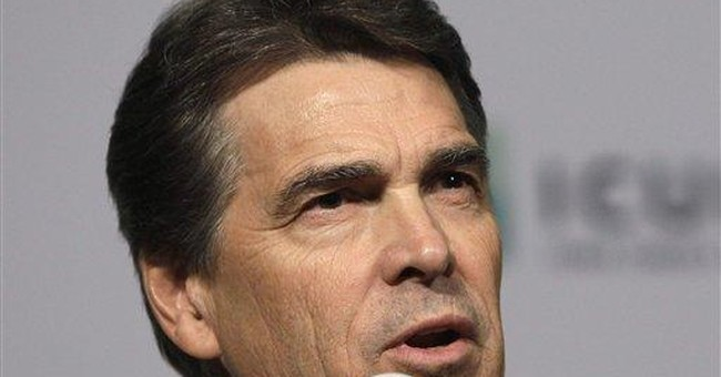 Romney questions Perry's stance on Social Security