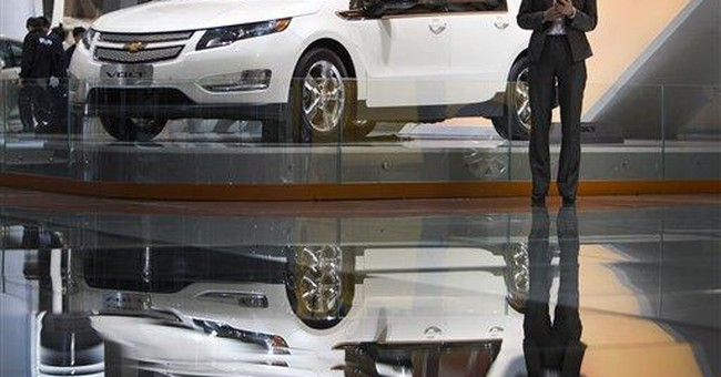 GM OK's electric vehicle cooperation with China