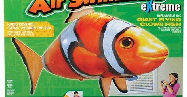 Flying fish, monsters on Toys R Us 'Hot Toy' list