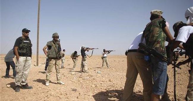 Libyans flee siege in Gadhafi's hometown Sirte