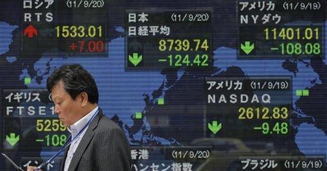 Stocks brush off Italy downgrade on Greece hopes