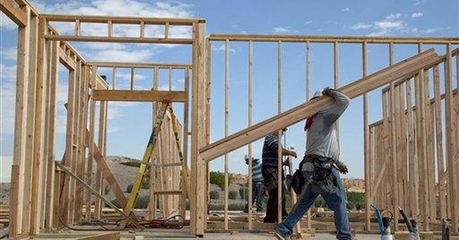 August home building fell 5 pct., slide continues
